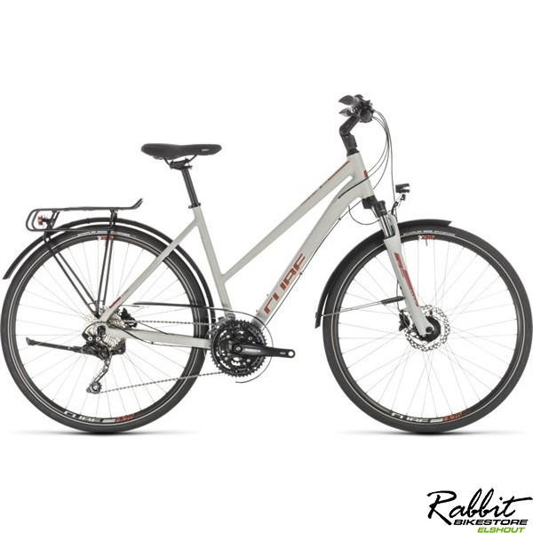 Cube TOURING EXC GREY/ORANGE 2019 T54, grey/orange
