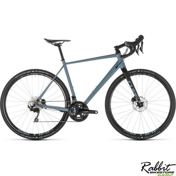 Cube 2019 Nuroad Race Blue/black 2019