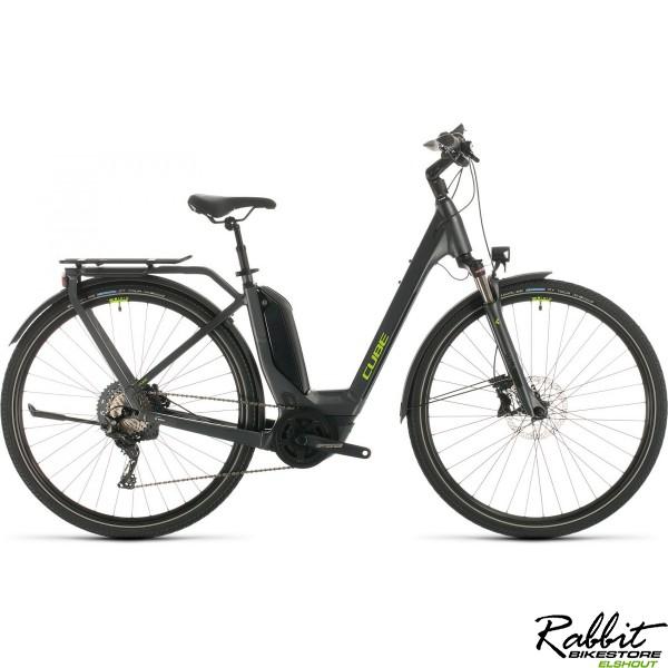 Cube 2020 Touring Hybrid Exc 500 Iridi/green 2020