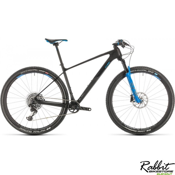 "Cube ELITE C:68X RACE CARBON/GLOSSY 2020 ""18, carbon/glossy"
