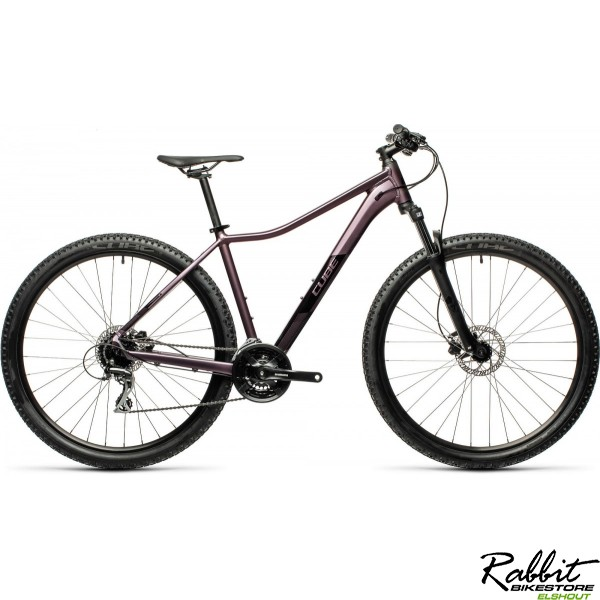 CUBE ACCESS WS EAZ SMOKYLILAC/BLACK 2021 13,5´, Smokylilac/black