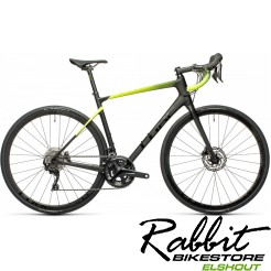 Cube 2021 Attain Gtc Race Carbon/flashyellow 2021