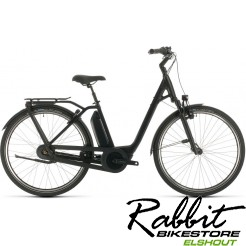 CUBE EXPORT TOWN HYBRID EXC 500 BLACK EDITION 2021  EE5, Black Edition