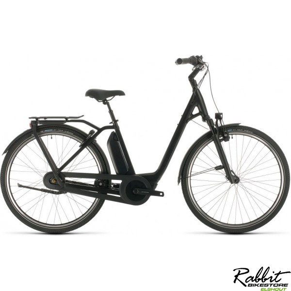 Cube 2021 Export Town Hybrid Exc 500 Black Edition 2021