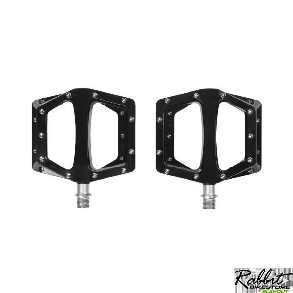 RFR PEDALS FLAT RACE BLACK