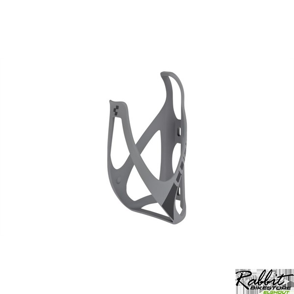 CUBE BOTTLE CAGE HPP MATT GREY/BLACK