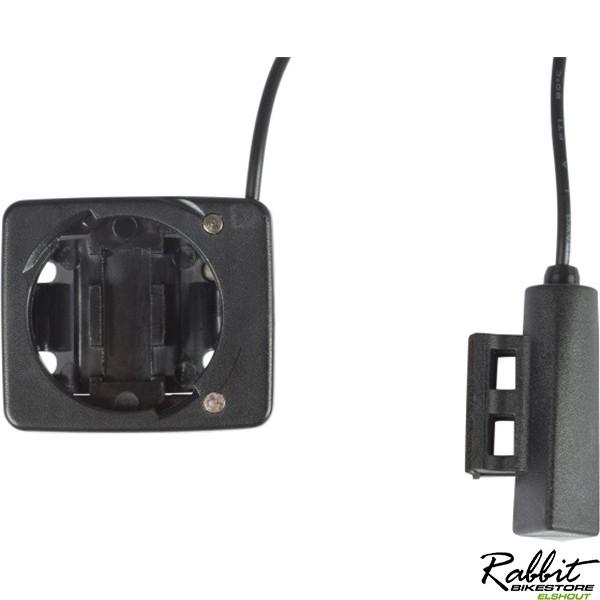 RFR COMPUTER-HANDLEBAR BRACKET SET BLACK