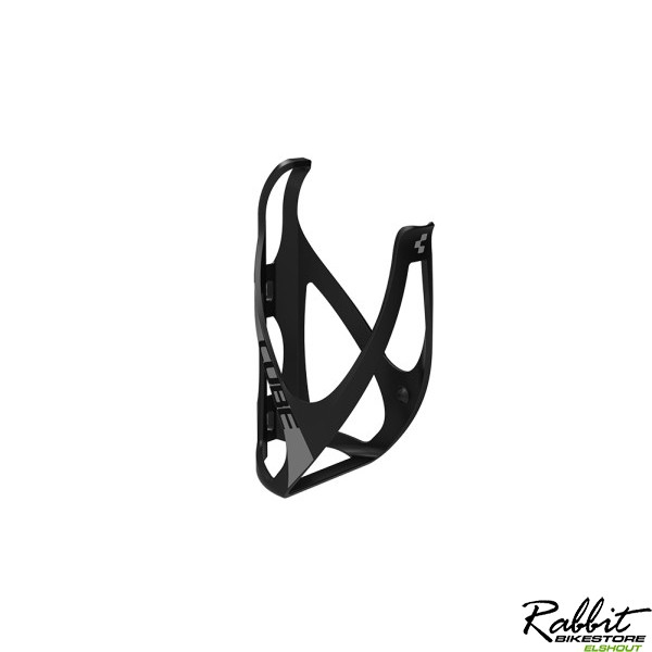 CUBE BOTTLE CAGE HPP MATT BLACK/GREY