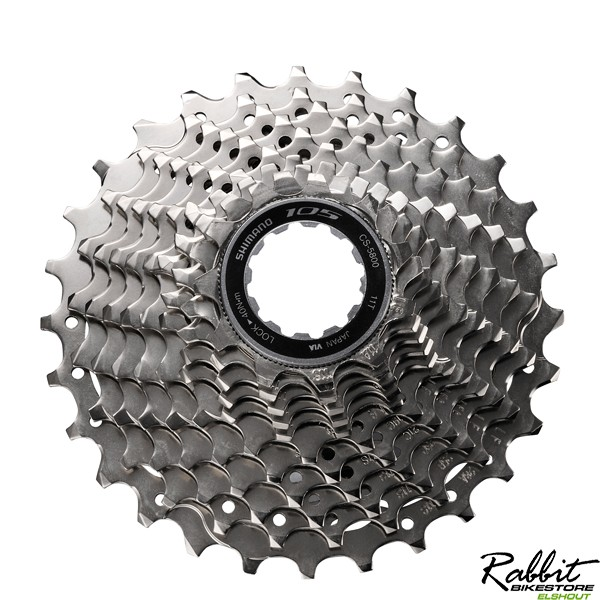 Shimano Cassette 105 5800 11-speed11-12-13-14-16-18-20-22-25-28-