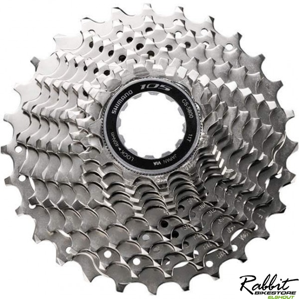 Shimano Cassette 105 5800 11-speed11-12-13-14-15-17-19-21-23-25-