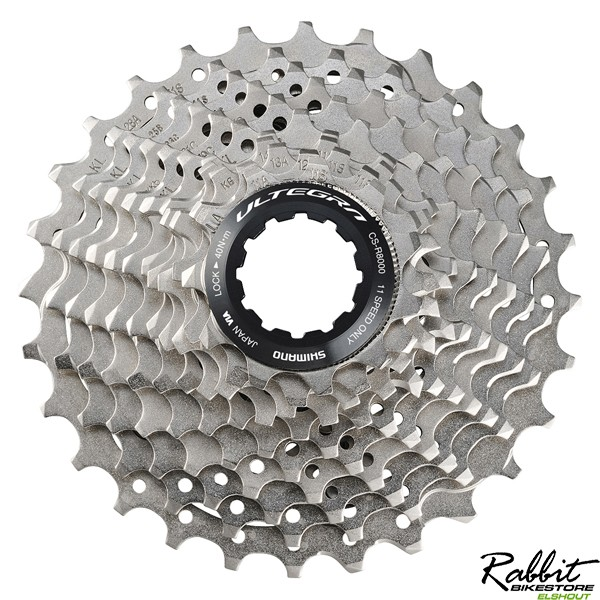 Cassette Ultegra CS-R8000 11 Speed 11-25