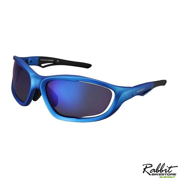Shimano Bril S60XPolarized Grijs/Blauw