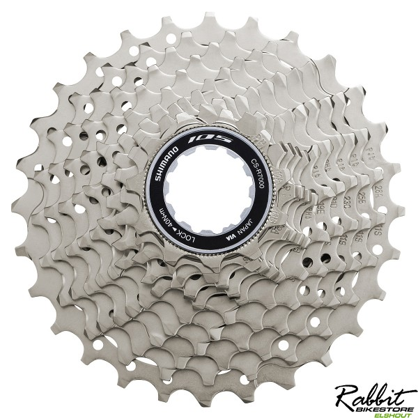 Shimano Cassette 105 Cs-r7000 11 Speed 11-28