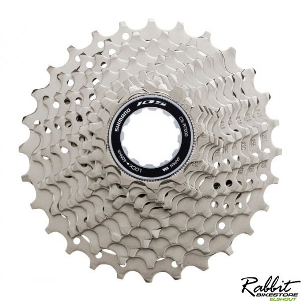 Shimano Cassette 105 Cs-r7000 11 Speed 11-30