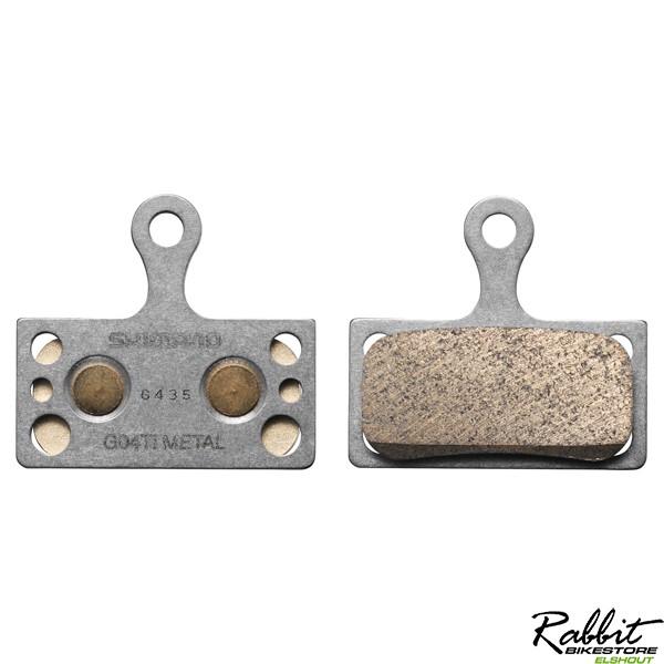 Remblokset G04TI Metal BR-M Diversen