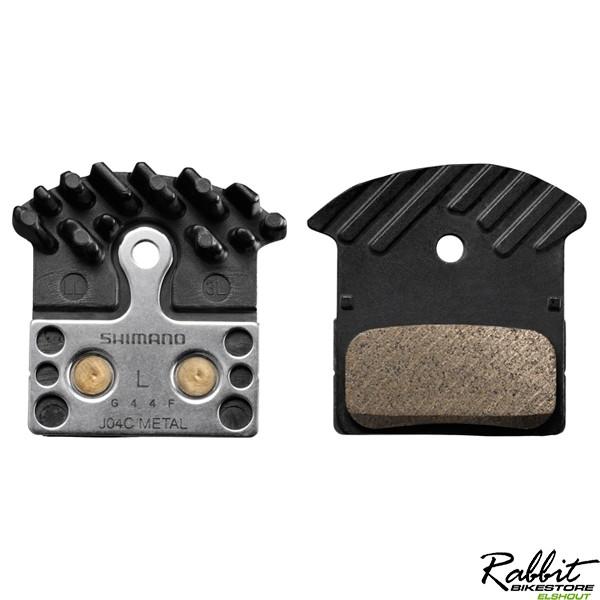 Remblokset J04C Metal M/V