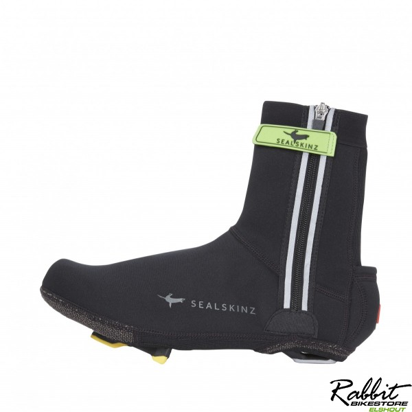 SS Neoprene Halo Overshoe-Black/Red-S