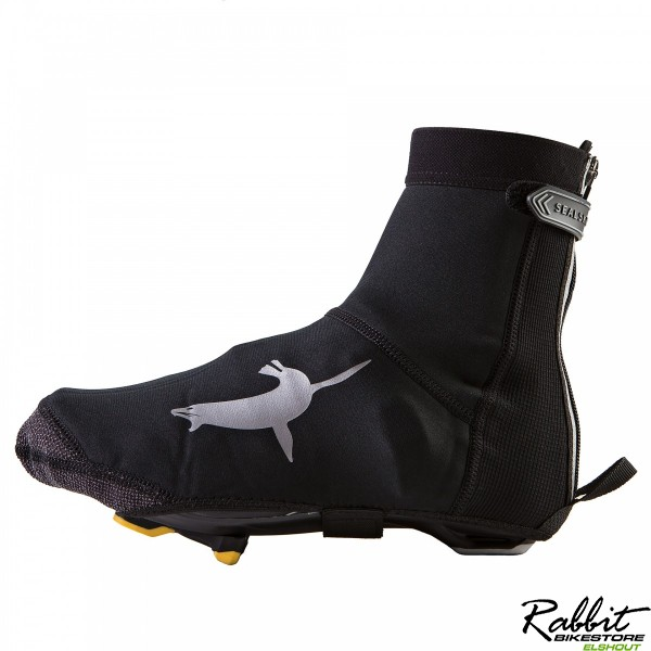 SS Neoprene open Sole Overshoe-Black-XL