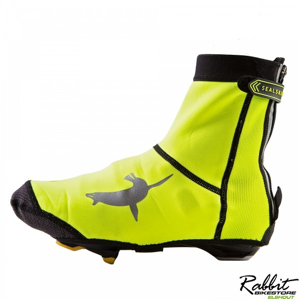 SS Neoprene open Sole Overshoe-Hi Vis Yellow-M