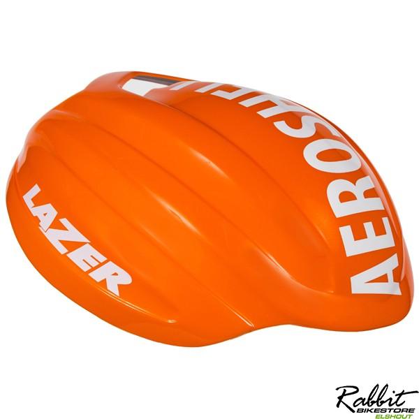 Lazer Lazer Aeroshell Z1 Fluor Oranje L