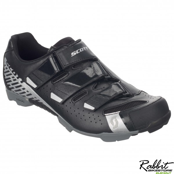 Shoe Mtb Comp Rs black/silver 45.0