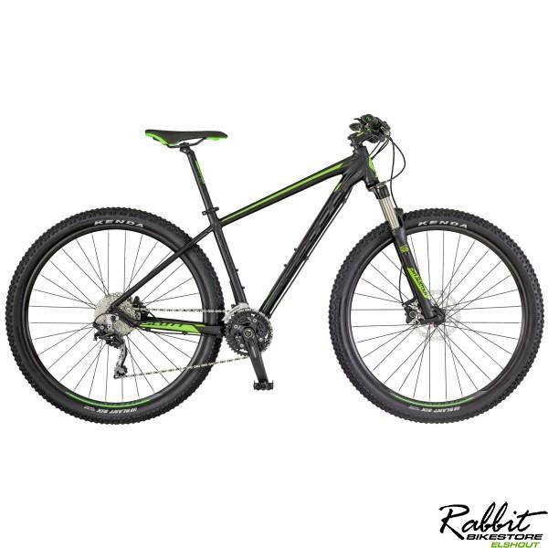 Scott Aspect 920 M, Zwart/Groen