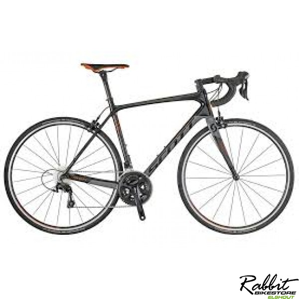 Scott Addict 20 M/54, zwart/grijs