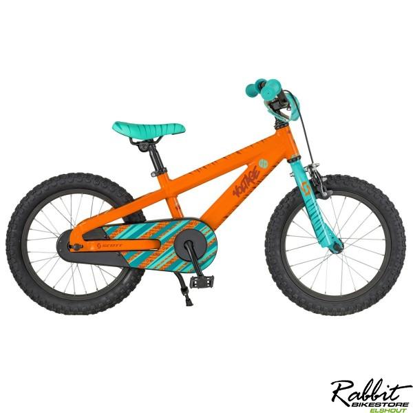 Scott Voltage Jr 16, Oranje/blauw