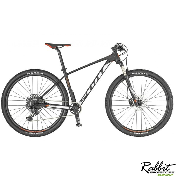 Scott Scale 980 Black/white  Xl, Black/white