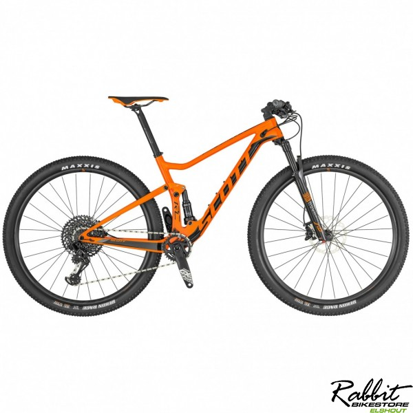 Scott Spark Rc 900 Team L, Oranje