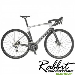 Scott Foil 20 Disc XL, Silver/Black