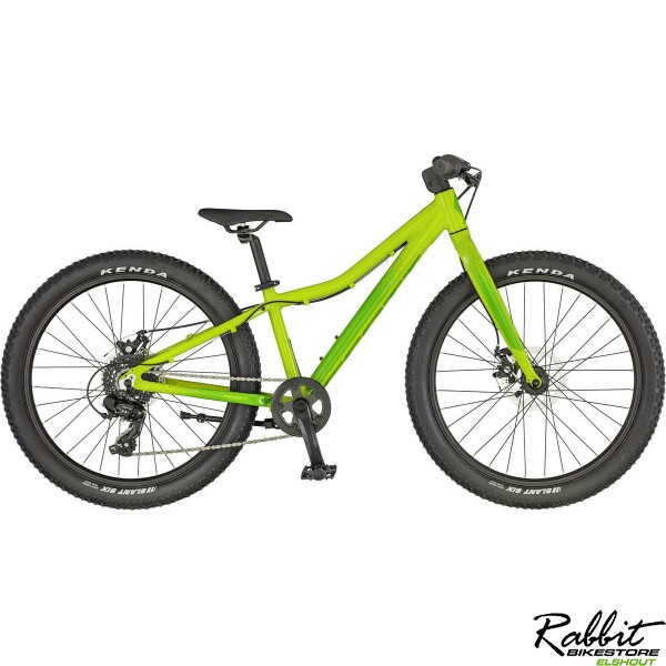 "Scott Roxter 24"" Plus, Lime Green"