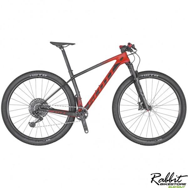Scott Scale RC 900 Team 2020 L, Zwart/Rood