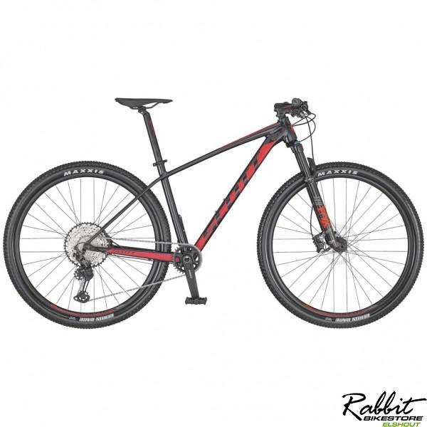 Scott Scale 950 2020 M, Rood/Zwart