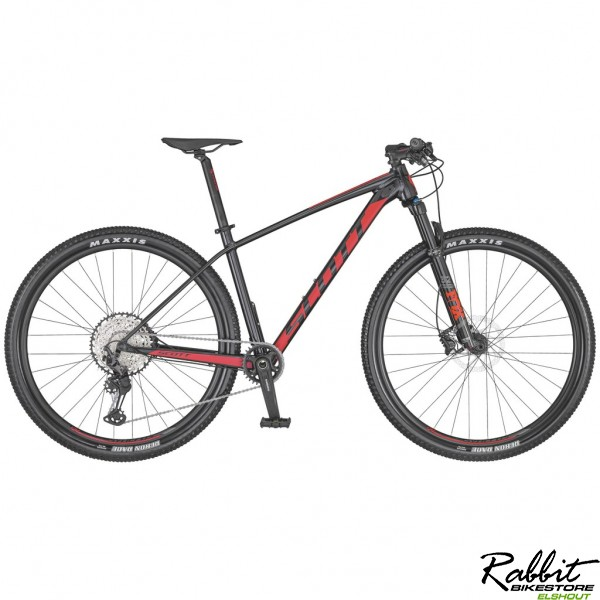 Scott Scale 950 2020 L, Rood/zwart