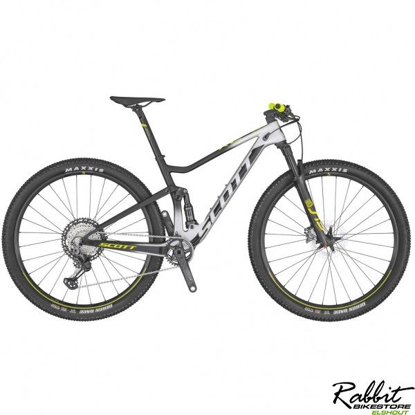 Scott Spark RC 900 Pro 2020 L, grijs
