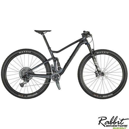 Scott Spark Rc 900 Team  2021 S, Zwart