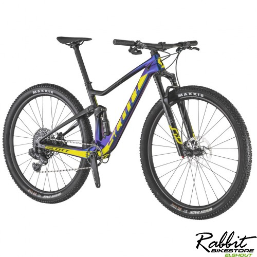 Scott Spark Rc 900 Team Issue Axs 2020/2021 M, Metallic Kameleon