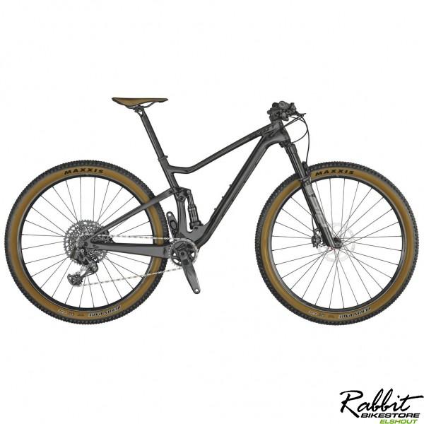 Scott Spark Rc 900 Team Issue Axs 2021 Carbon L, Carbon