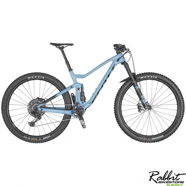 Scott DEMO Genius 920 2020 M, Blauw