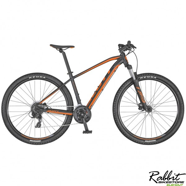 Scott Aspect 760 2020 Black/Orange XS, Black/Orange