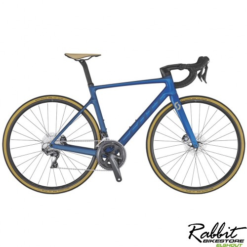 Scott Addict RC30 2020 Blauw L/56 , Blauw