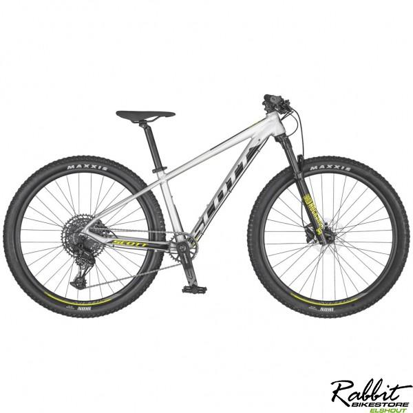 Scott Scale 710 2020 S, Zilver/Geel