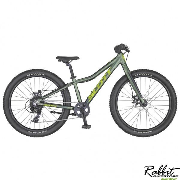 Scott Roxter 24 2020, Green/yellow