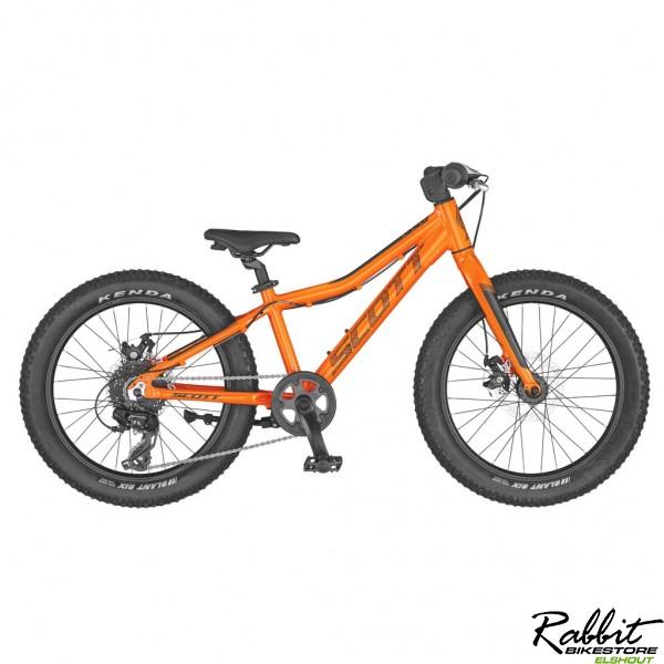 Scott Roxter 20 2020, Orange