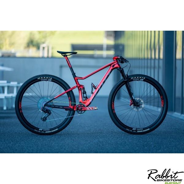Scott Frame + Kit Spark RC900WC N1NO LTD HMX 2020 Rood L, Nino Red LTD