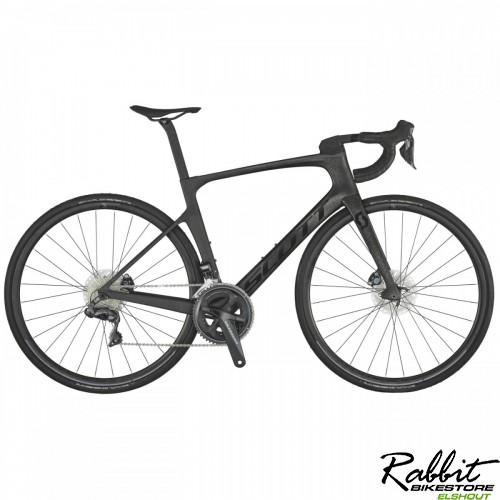 Scott Foil 20 2021 2XL61, Zwart