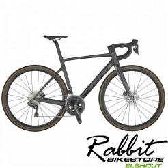 Scott Addict RC 15 carb.onyx blk (EU) L56, Zwart Spikkel