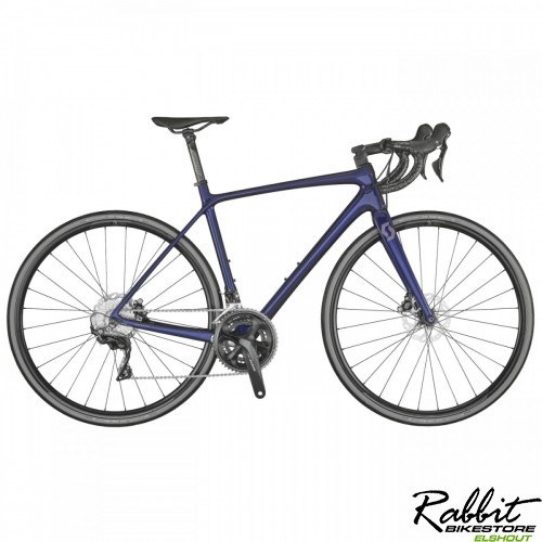 Scott Contessa Addict 25 disc S/52 2021, Paars
