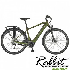 Scott Sub Tour eRIDE 10 2021 XL, groen